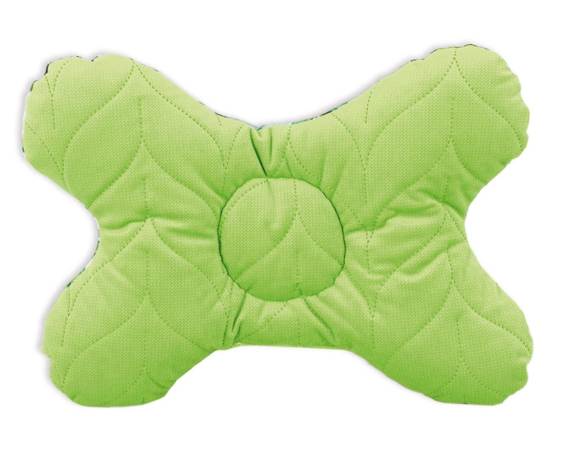 Ceba Baby Butterfly Pillow For Babies Pina Green