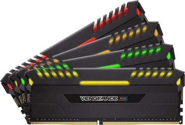 Corsair Vengeance LED 32GB 3466MHz CL16 DDR4 RGB DIMM KIT OF 4 CMR32GX4M4C3466C16 (kahjustatud pakend)