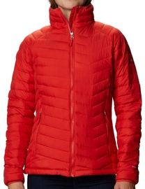 Columbia Powder Lite Womens Jacket 1699061843 Bold Orange M