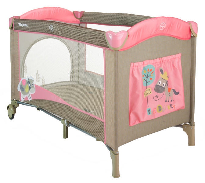 Milly Mally Mirage Pink Cow