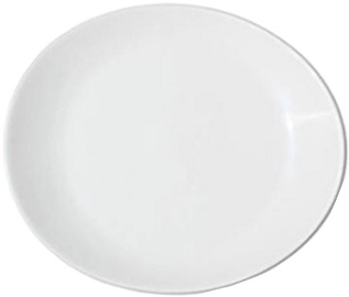 Arcoroc Opal Restaurant Oval Steak Plate 30cm