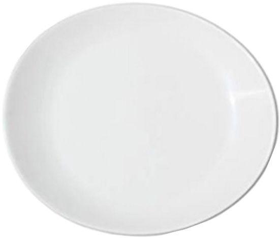 Arcoroc Opal Restaurant Oval Steak Plate 30cm
