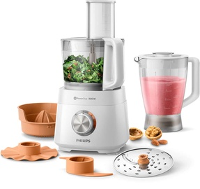 Philips Viva Collection HR7510/00 Food Processor White