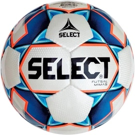 Select Mimas IMS 2018 Ball 13826 White/Blue Size 5