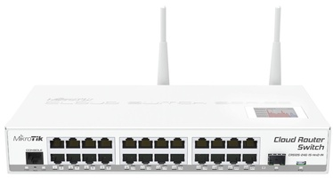 Ruuter MikroTik CRS125-24G-1S-2HND-IN