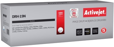 Activejet Replacement Toner For HP 19A CF219A Black DRH-19N
