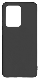 Evelatus Soft Touch Back Case For Samsung Galaxy S20 Ultra Black