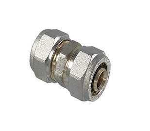 TDM Brass Connector 26x26mm 530000N/1040