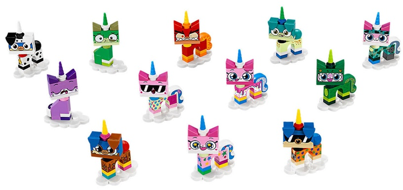 Lego Minifigures Unikitty Collectibles Series 1 41775
