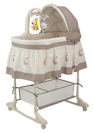 Milly Mally Sweet Melody Cradle 4 in 1 Remote Moon