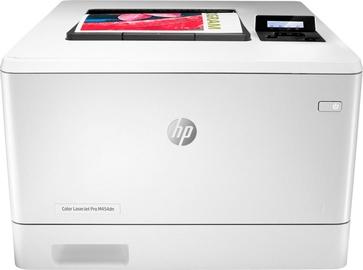Laserprinter HP Pro M454dn, värviline