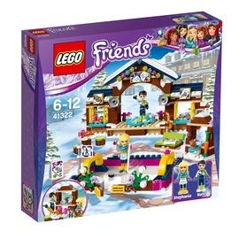 Konstruktor LEGO Friends, Talvekeskuse uisuväli 41322