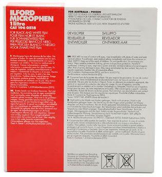 Ilford Microphen 1L
