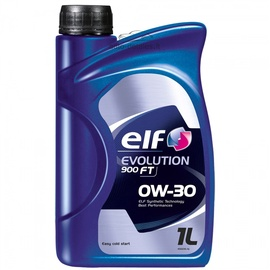 Mootoriõli ELF Evolution 900 FT 0W-30, 1l