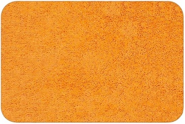 Spirella Highland Bathroom Rug Orange