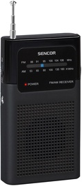 Sencor SRD 1100 Radio Receiver Black
