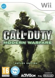 Call of Duty: Modern Warfare Reflex Wii