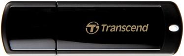 USB флеш-накопитель Transcend Jet Flash 350 Black, USB 2.0, 4 GB