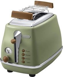 Röster De'Longhi Icona Vintage CTOV 2103.GR Green