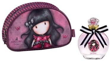 Santoro Gorjuss Ladybird 50ml EDT + Cosmetic Bag