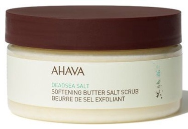 Ahava Deadsea Salt Softening Butter Salt Scrub 220g