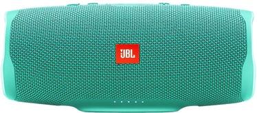 Беспроводной динамик JBL Charge 4 Teal, 30 Вт