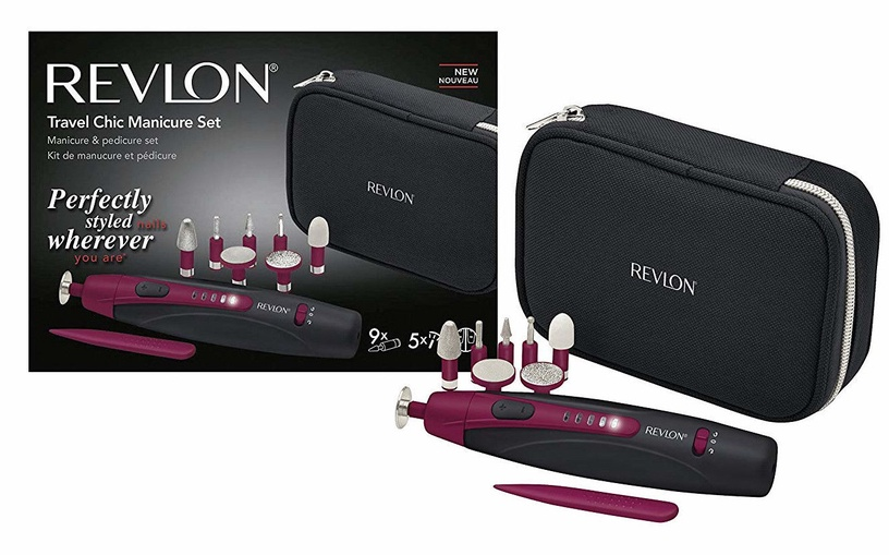 Revlon Travel Chic Manicure Set RVSP3527E1