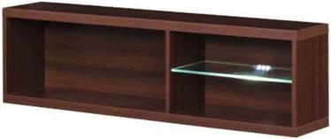 Bodzio Hanging Cabinet AG11 Walnut
