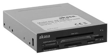 Akasa ID and Smart Card Reader 3.5""