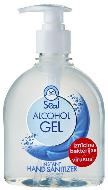 Seal Alcohol Gel Hand Sanitizer 300ml