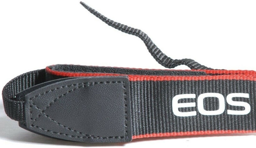 Canon EW-300D Wide Strap Black/Red