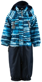 Lenne Boys Overall Wave 18205 2290 Blue Stripes 74