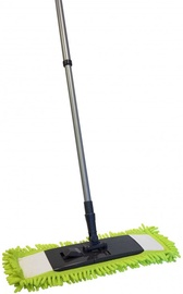 Asi Collection Floor Brush 40cm With Telescopic Stem Green