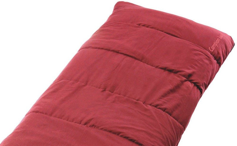 Magamiskott Outwell Campion Junior 230231 Red, 170 cm
