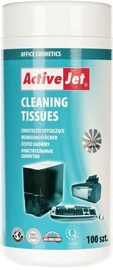 ActiveJet Cleaning Wipes 100pcs