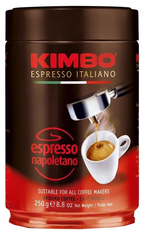 Kimbo Espresso Napoletano 250g Tin
