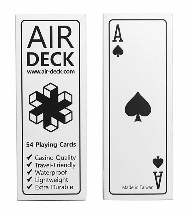 Brain Games Air Deck White