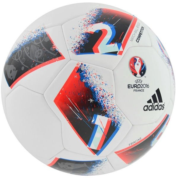 Adidas Fracas Competition AO4842 Euro 2016 White Black Blue Red 4