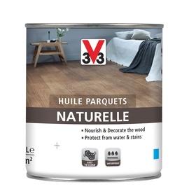 Põrandaõli V33, 0,75 L, valge