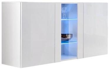 ASM Fly SBI Hanging Cabinet White