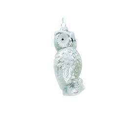 Jõulupuu ehe Christmas Touch EBF945382 White/Silver, 2 tk