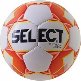 Select Futsal Copa 2018 Football 14318 White/Orange Size 4