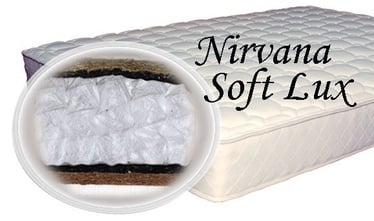 Madrats SPS+ Nirvana Soft Lux, 100x200x23 cm