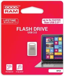 USB флеш-накопитель Goodram Point Silver UPO3, USB 3.0, 32 GB