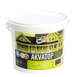 FASSAADIVÄRV AKVATOP TUMEPRUUN 3.6L