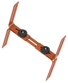 Emsa Special Wall Brackets For Window Boxes Terracotta