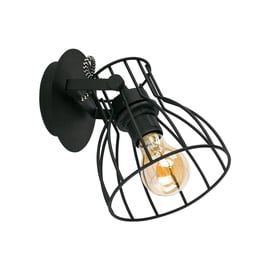 TK Lightning Lamp Alano 2120 60W Black