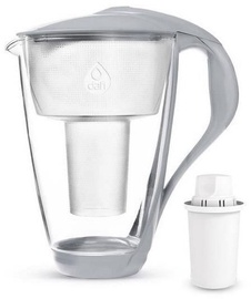 Dafi Crystal LED Filter Jug Grey