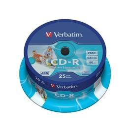 CD+R toorik Verbatim 700MB