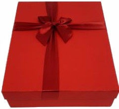 Avatar Gift Box Red 35x27cm